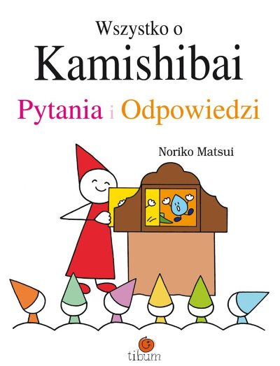 Kamishibai, Q&A cover book
