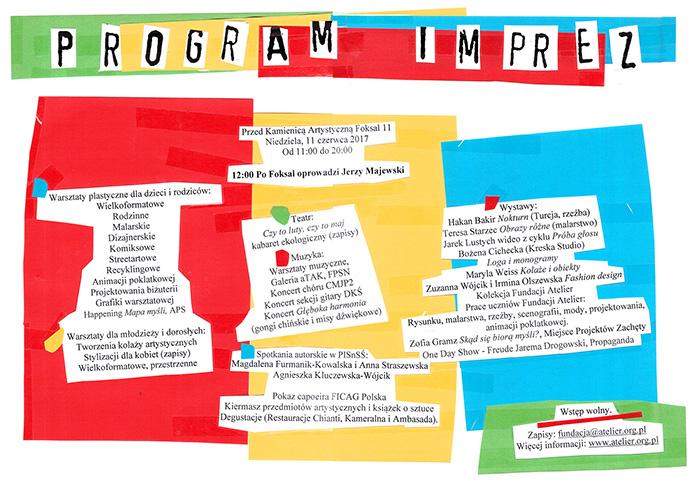 Program festiwalu-P