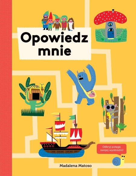 OPOWIEDZ MNIE_front cover