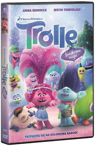 Trolle Swiateczna misja DVD pack (002)