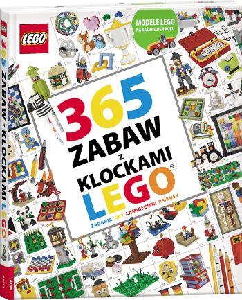 365 zabaw z klockami lego