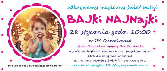 BAjki NajNajki - baner