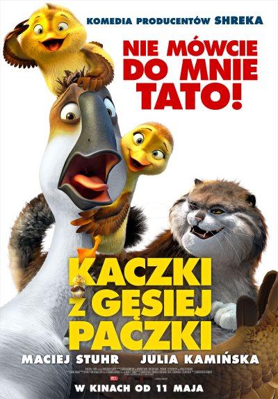 KaczkiZGesiejPaczki_OficjalnyPlakat