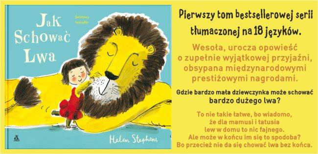 Jak zdobyć lwa