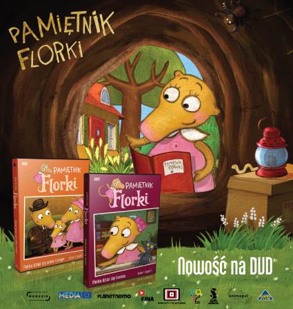 Premiera DVD_Pamietnik Florki_2