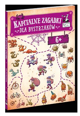 Kapitalne_zagadki_dla_bystrzaków_6+_9788366053267_3D