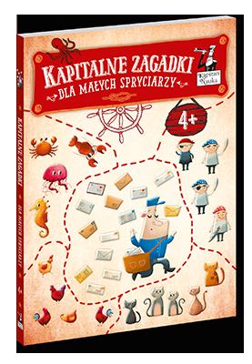 Kapitalne_zagadki_dla_małych_spryciarzy_4+_9788366053250_3D