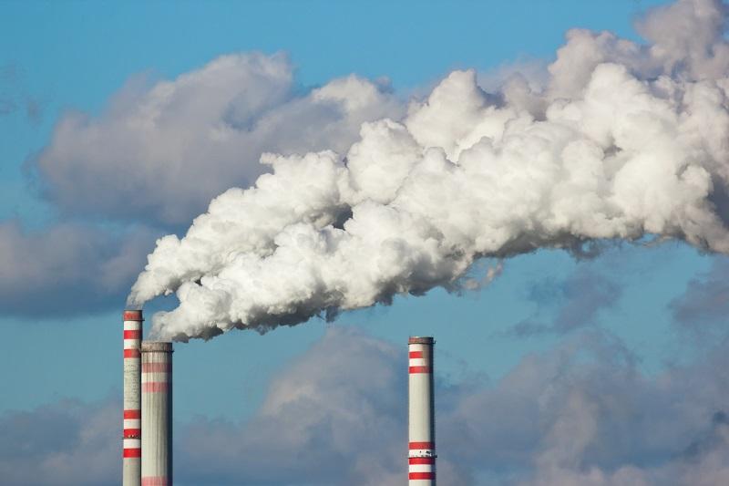 coal power plant emission