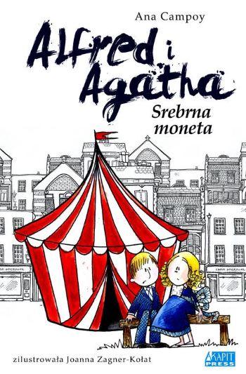 Alfred i Agatha Srebrna monmeta