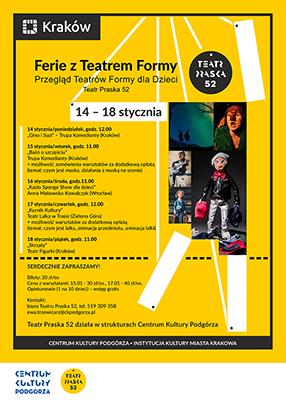 PRASKA _ Ferie z Teatrem Formy 2019_miniatura