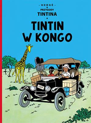 tintin kongo