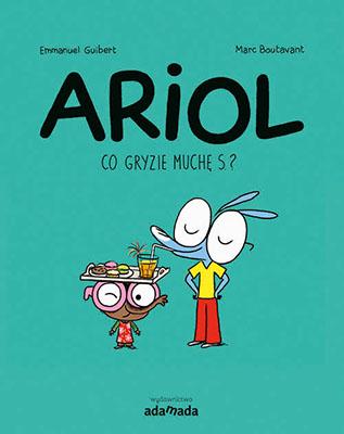 Ariol - okładka