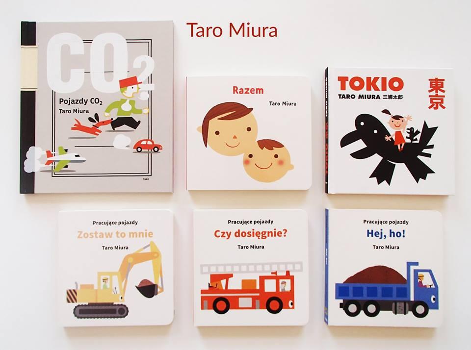 TARO_MIURA_KSIĄZKI