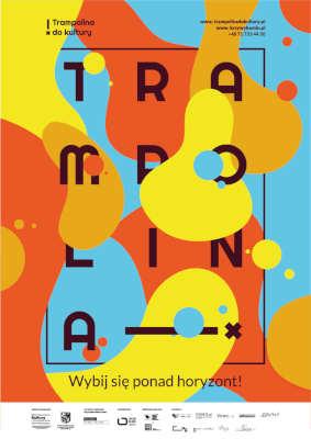 Plakat Główny Trampolina
