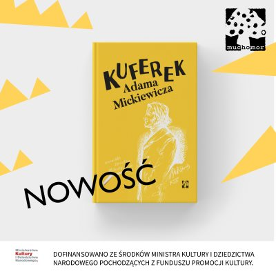 Kuferek Adama Mickiewicza Recenzja Książki Qlturkapl