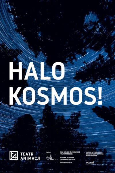 Halo Kosmos, plakat