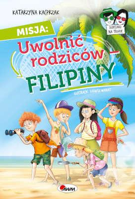 Dzieciaki na tropie_Filipiny_cover300
