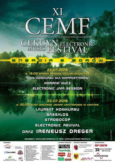 Cekcyn Electronic Music Festival