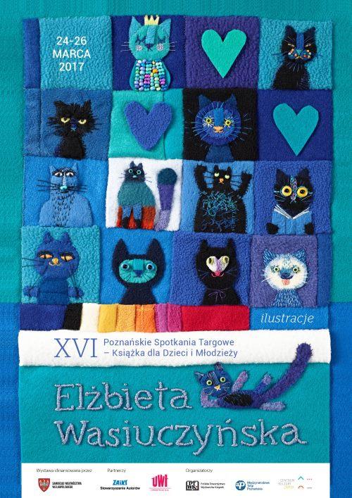 Mistrzowie Ilustracji - Elżbieta WASIUCZŃSKA (Plakat) (002)