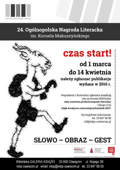 Nagroda Literacka Makuszyńskiego_2017