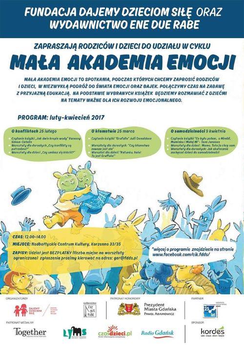 Mała Akademia Emocji