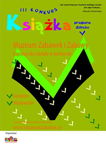 Plakat książka edycjaIII