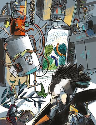 Robot_Daniel de Latour
