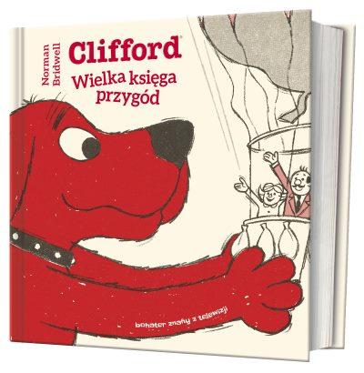 Clifford_Wielka ksiega przygod_3D