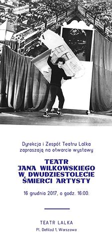 zaproszenie wilkowski