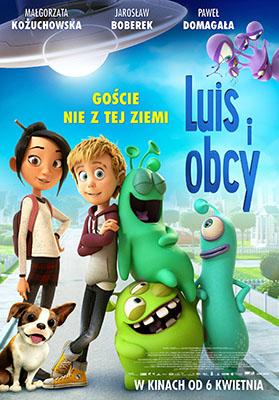 LUIS I OBCY_plakat