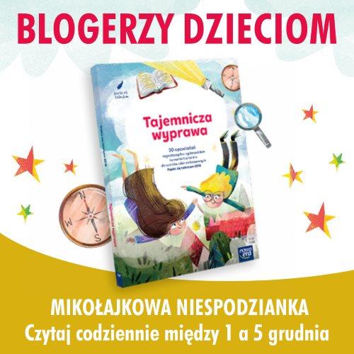 Blogerzy dzieciom mikołajkowa niespodzianka 2
