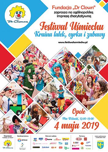 Festiwal Usmiechu Plakat