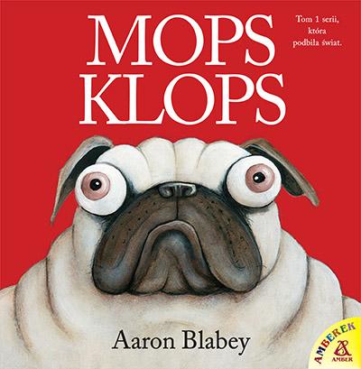 Ilustrowane Mops klops