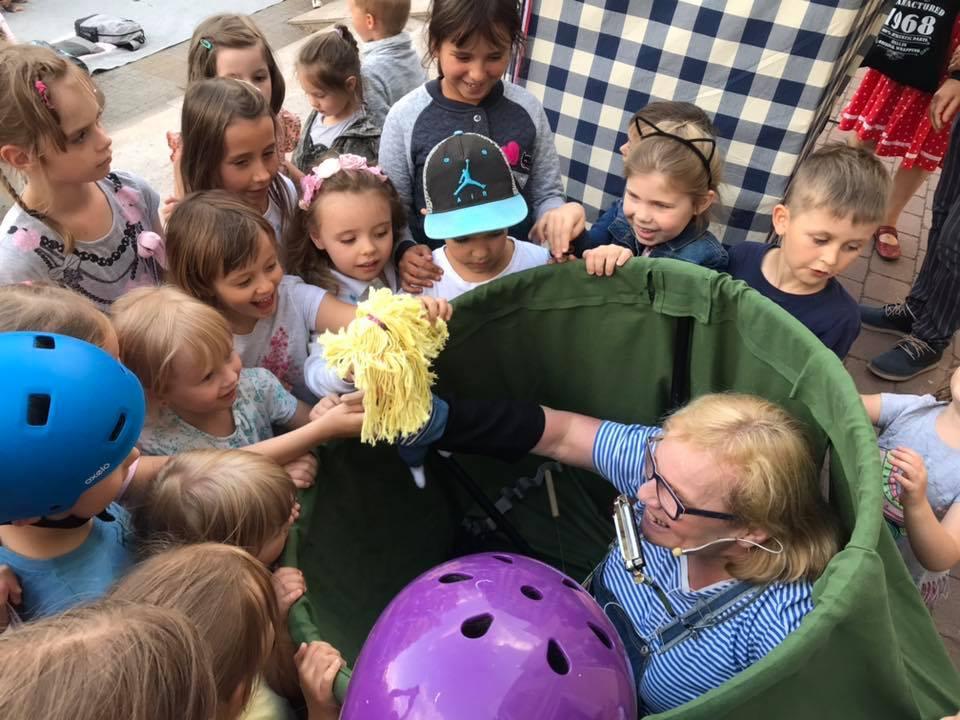 Hanna Kinder-Kiss - spektakl mamo