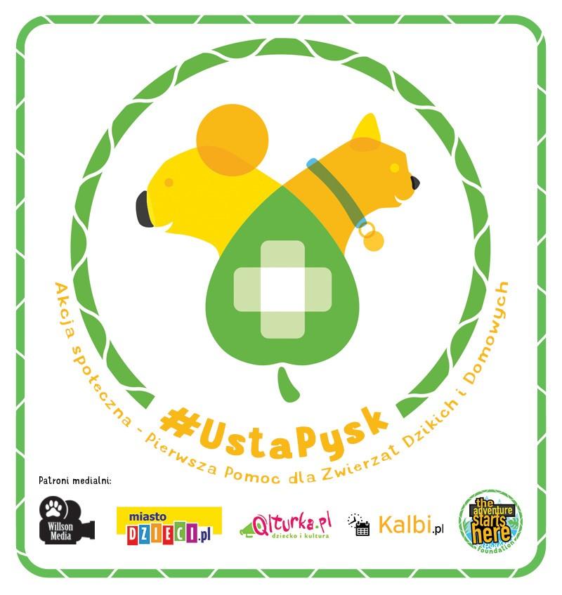 Usta-pysk logo