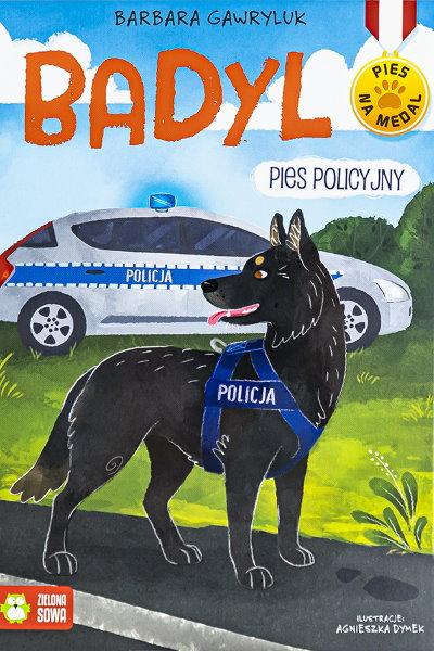 Badyl. Pies policyjny