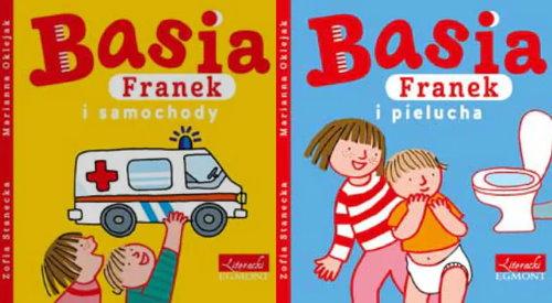 Basia, Franek i pielucha i samochody
