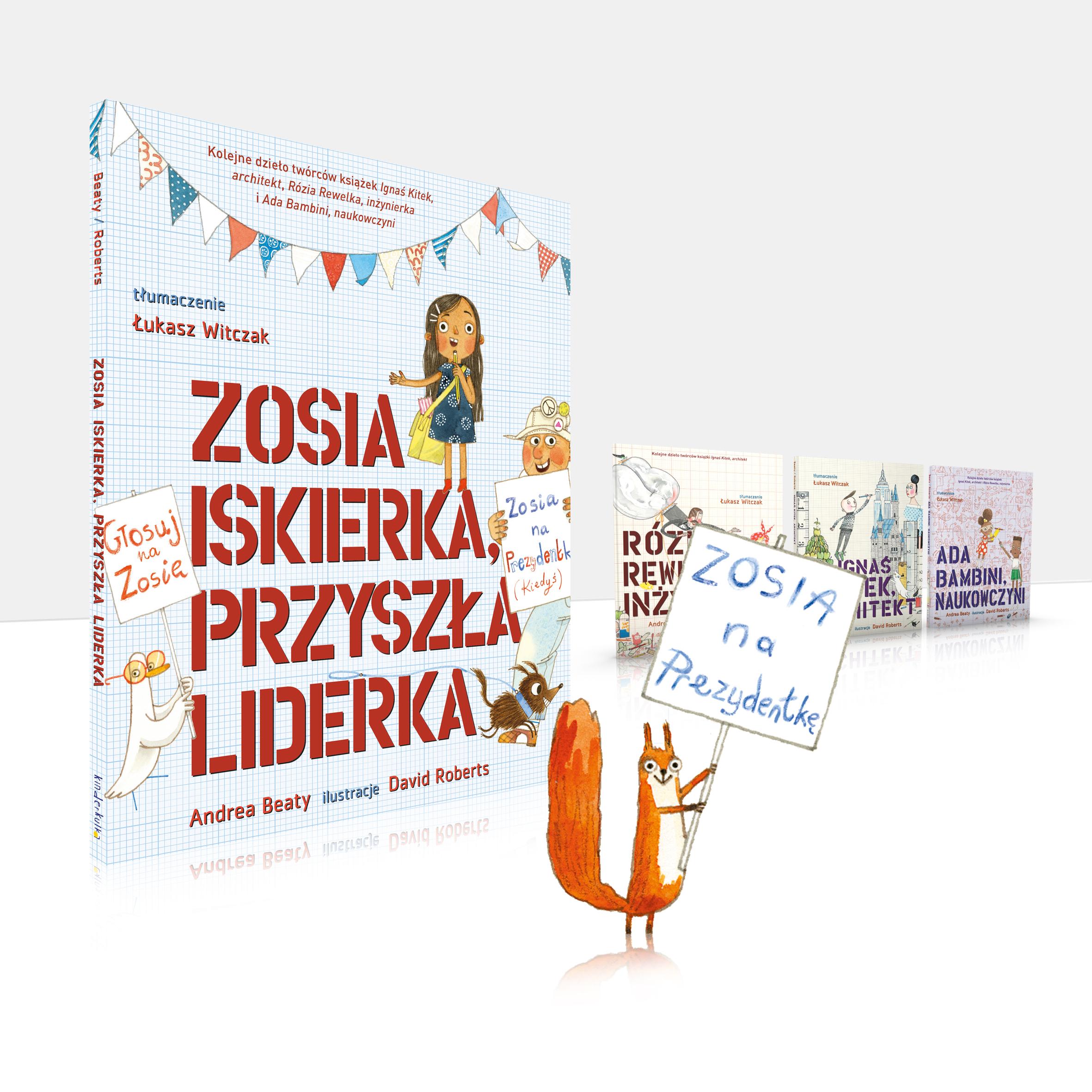 seria_Zosia_Iskierka_Kinderkulka