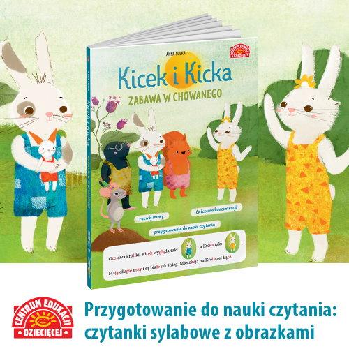Kicek i Kocka_fb pist_logo ced